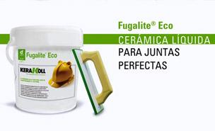Juntas perfectas con Fugalite® Eco
