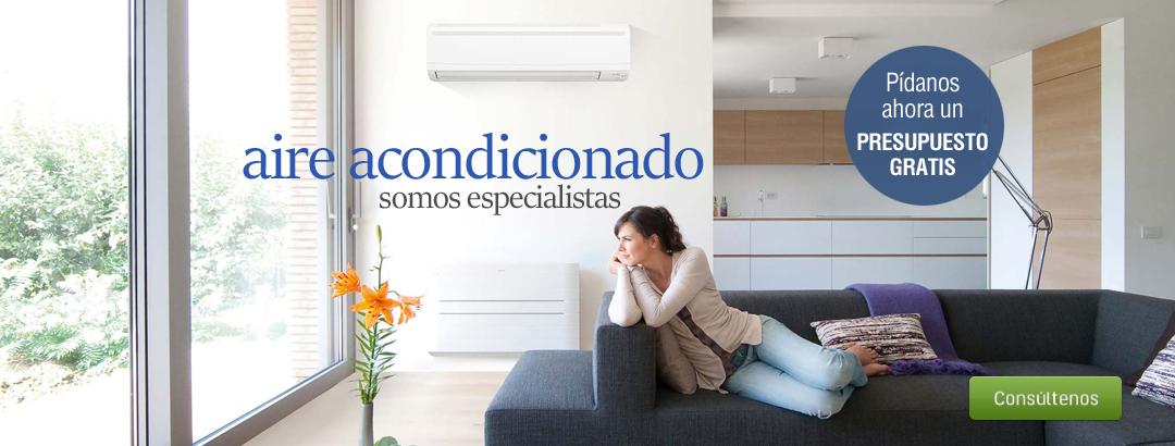 Mantenimiento aire acondicionado en Zaragoza