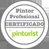 Certificado pintor pamplona
