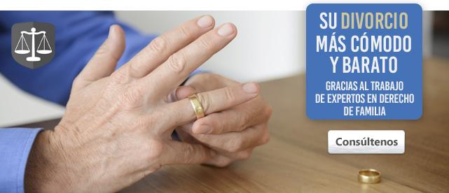 Abogados expertos en casos de divorcio y separación