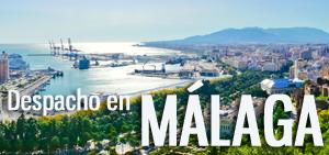 Tenemos despacho en Málaga
