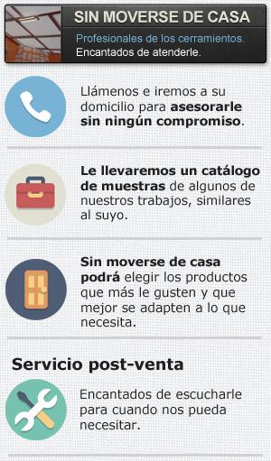 Servicios Alumavel Almería