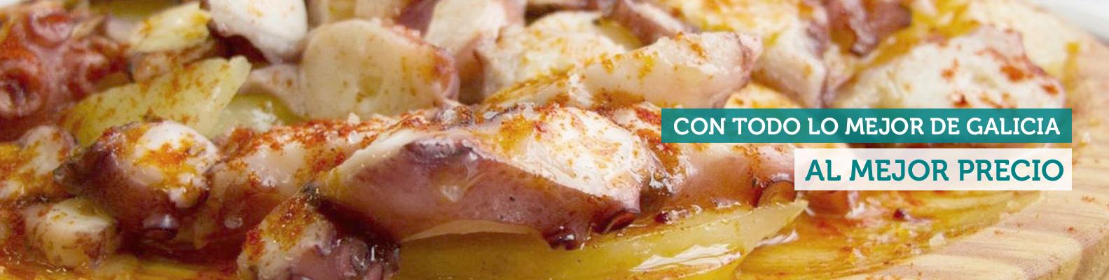 Cocina gallega en el centro de Zaragoza