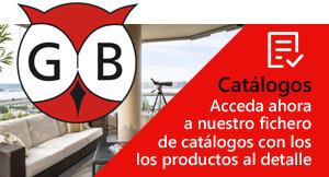 Acceso catálogos cerramientos