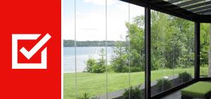 Somos especialistas en cerramientos de balcones y terrazas en hogares