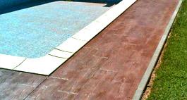 Pavimentos de Hormigón Impreso y Pulido en Zaragoza