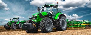 Catálogo de recambios para tractores y cosechadoras Deutz-Fahr