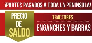 Oferta Tercer punto mecánico para Tractor