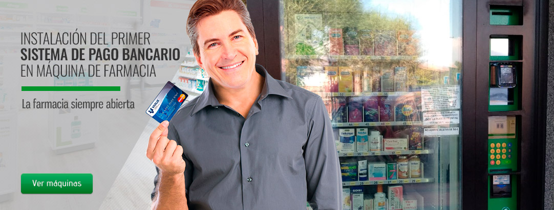 vending farmacias zaragoza
