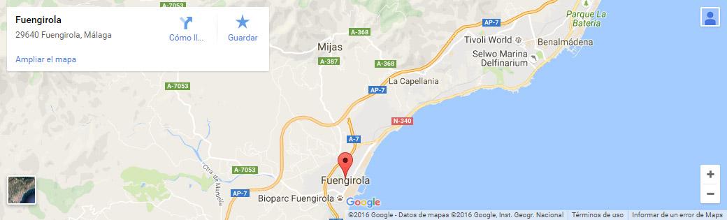 Trabajamos en Fuengirola y otras provincias de Málaga