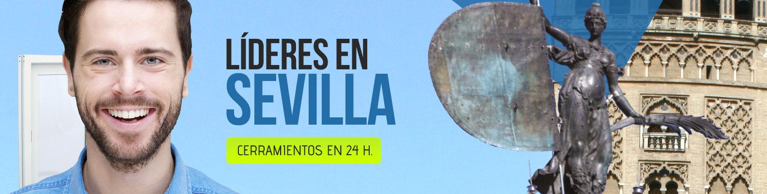 Cerramientos económicos contacto 24 horas en Sevilla