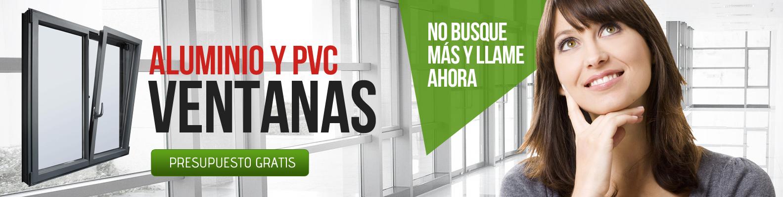 Ventanas de PVC en Zaragoza