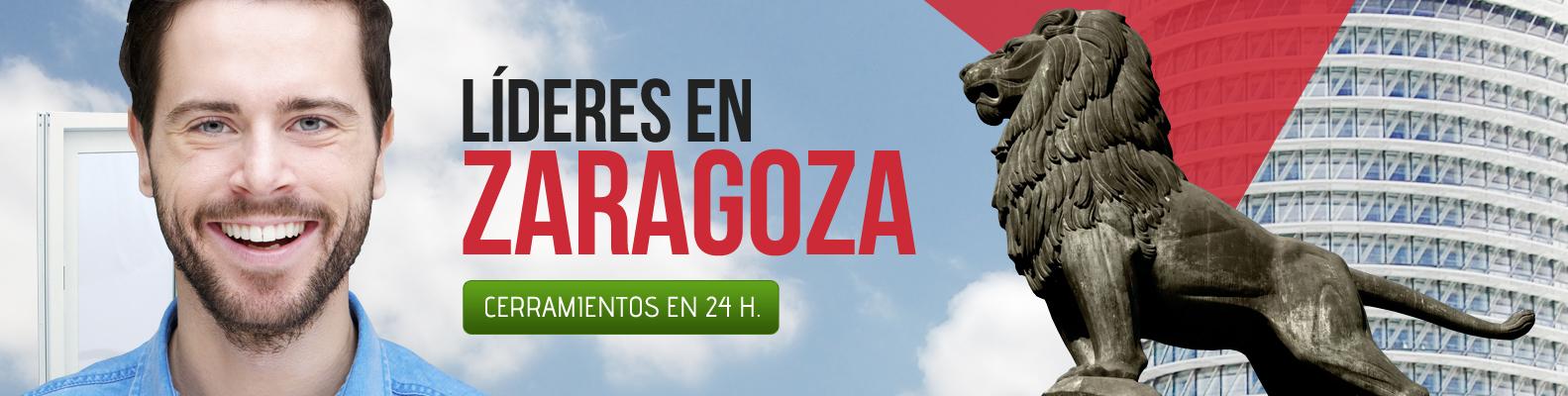 Ventanas de aluminio en Zaragoza