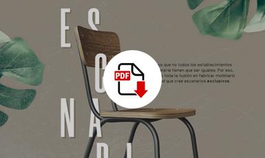 Descargar Catálogo Sillas para la Hostelería de Pedrali