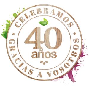 Celebramos nuestro 40 aniversario